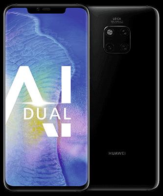 O2 Free M mit 10 GB + Huawei Mate 20 Pro für 49,99 €/Monat*