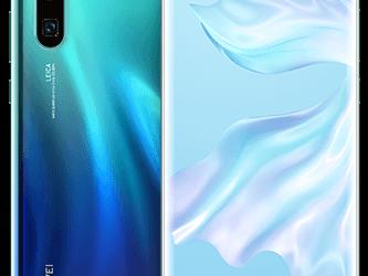 O2 Free M mit 10 GB + Huawei P30 Pro für 54,99 €/Monat*